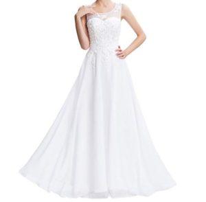amazon vestidos de novia