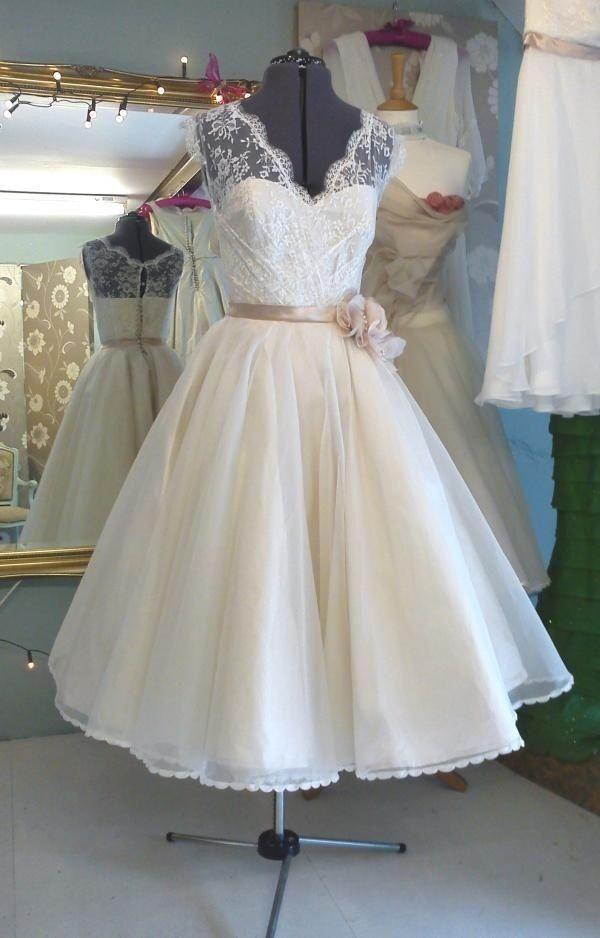 vestido de novia vintage modelos