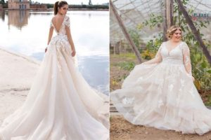 vestido de novia modelos