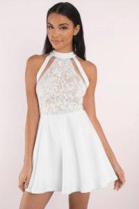 vestido de novia para civil