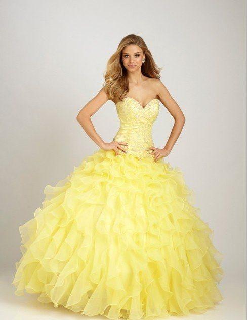 vestidos de novia de colores vibrantes