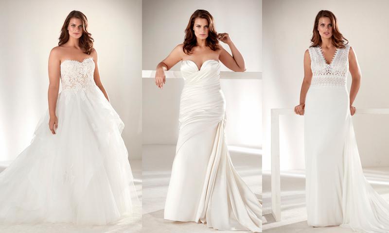 vestidos de novia pronovias tallas grandes