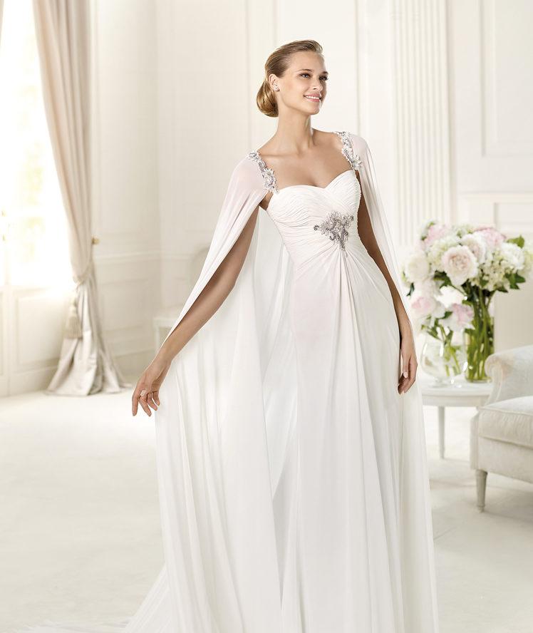 vestidos de novia medievales modernos