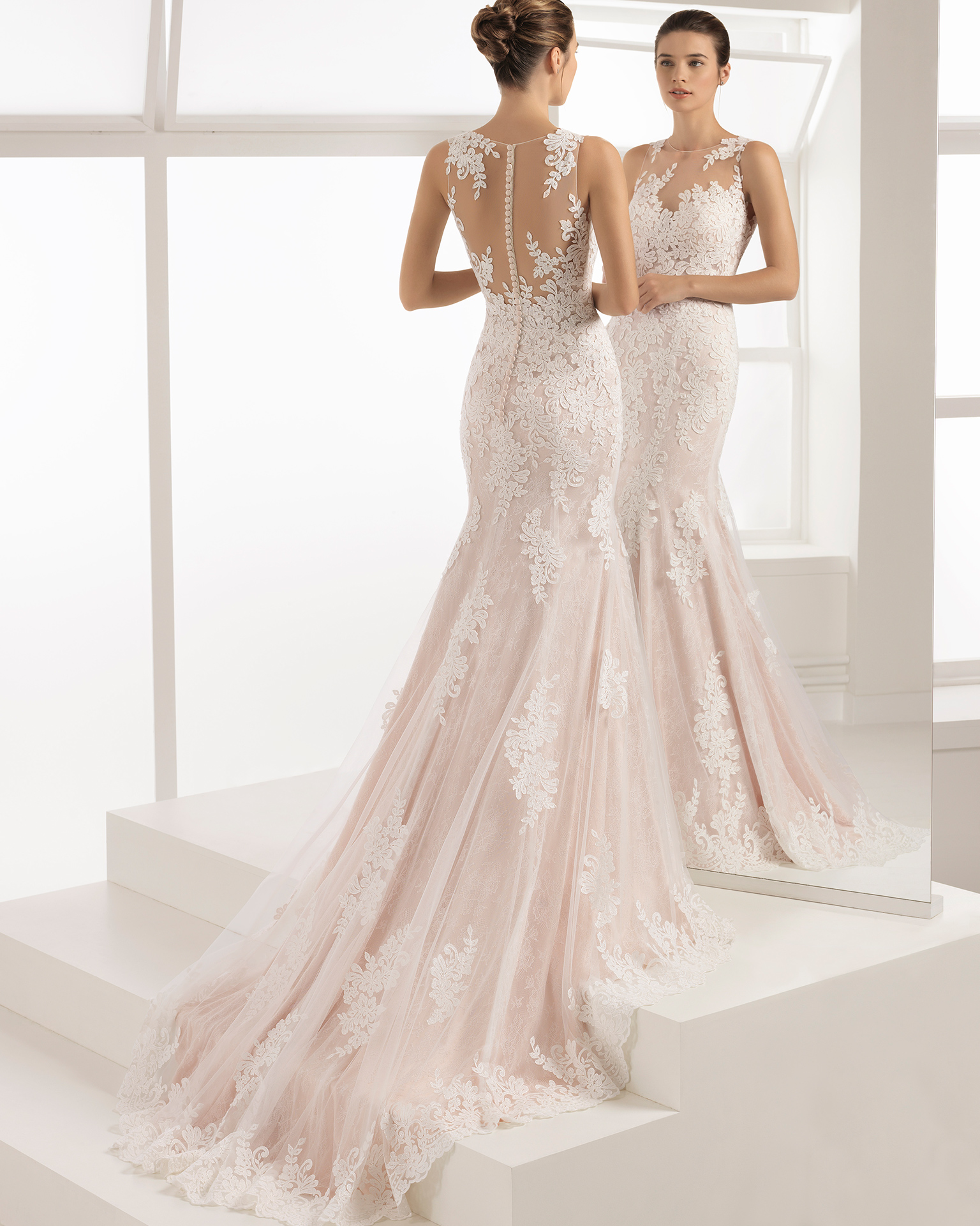 vestido de novia segunda mano