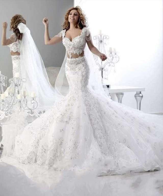 vestidos de novia gitanas estilo