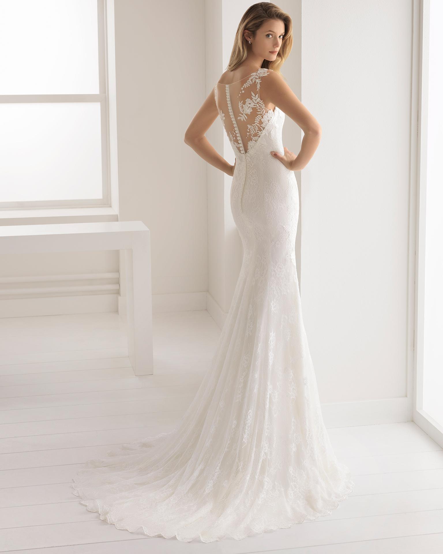 vestidos de novia marca aire
