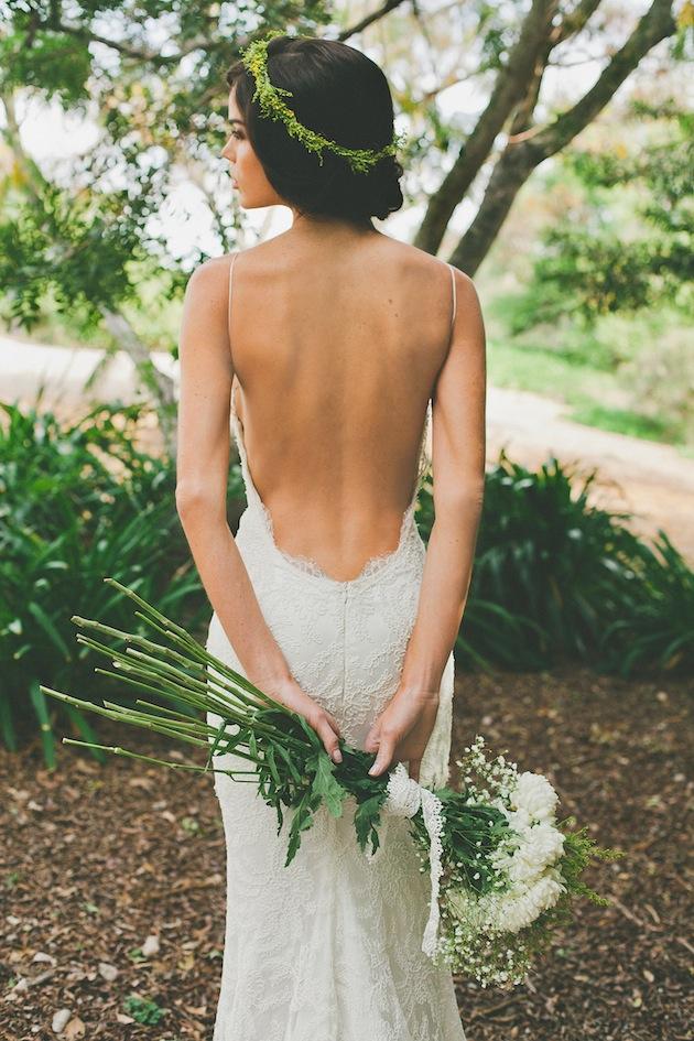 vestidos de novia escotados
