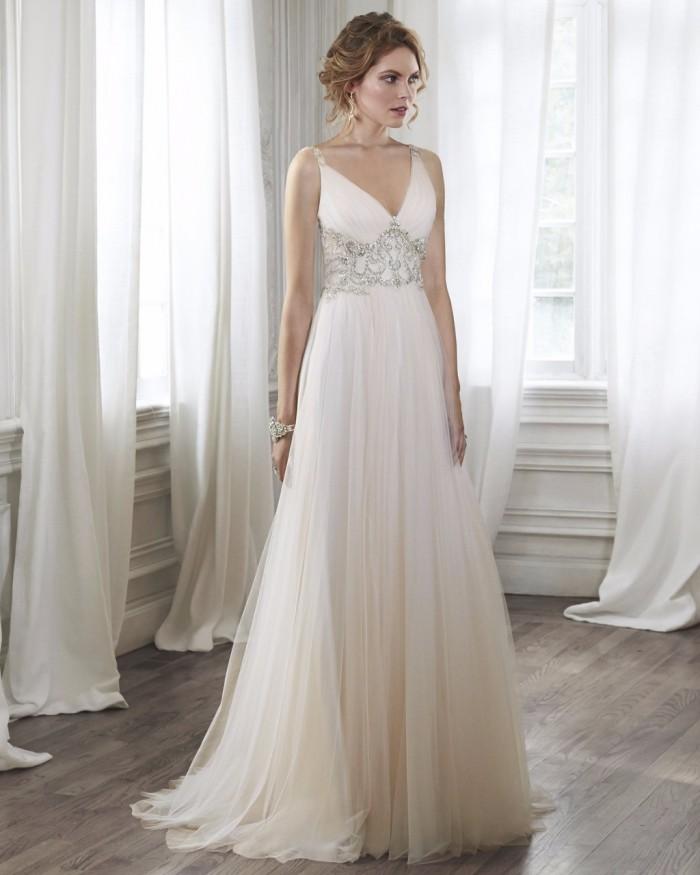 ahorre hasta 60% En liquidación Códigos promocionales ▷ Vestidos de novia para bajitas ¡Tu mejor vestido de novia!