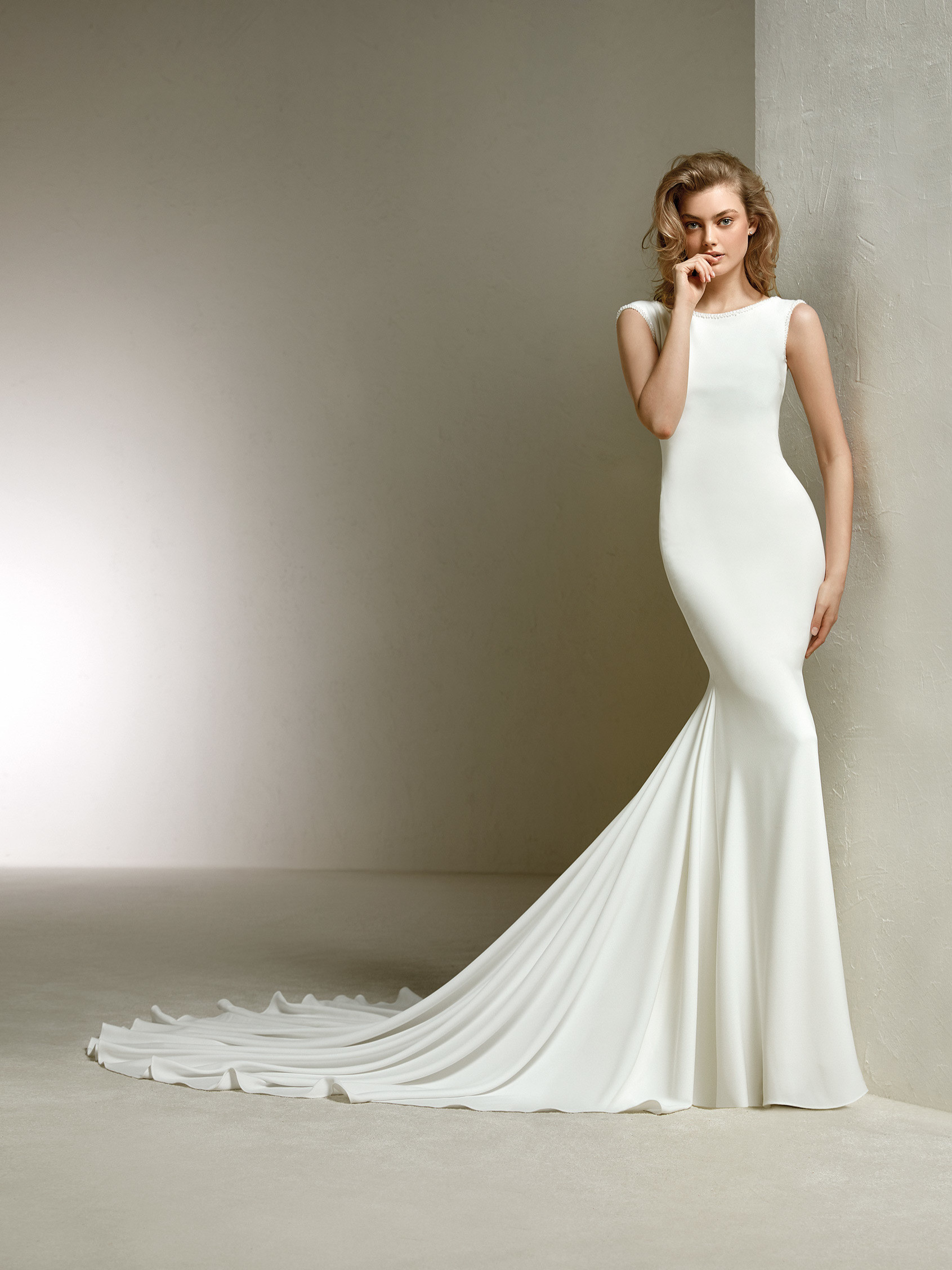 vestidos de novia de marca española