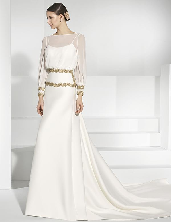 vestidos de novia diferentes estilos