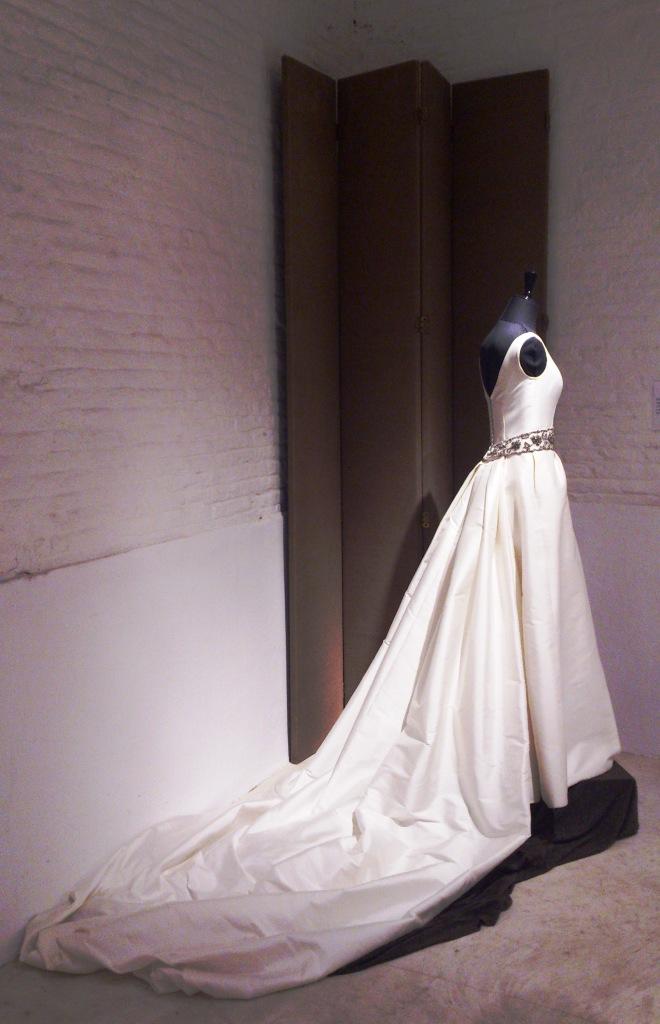 vestidos de novia diseñadores madrid