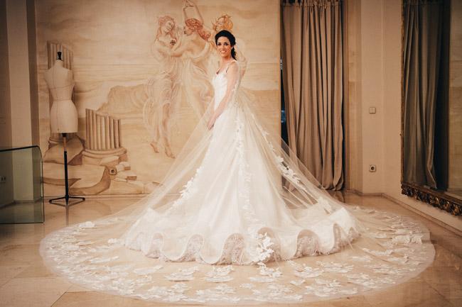 vestidos de novia diseñadores españa