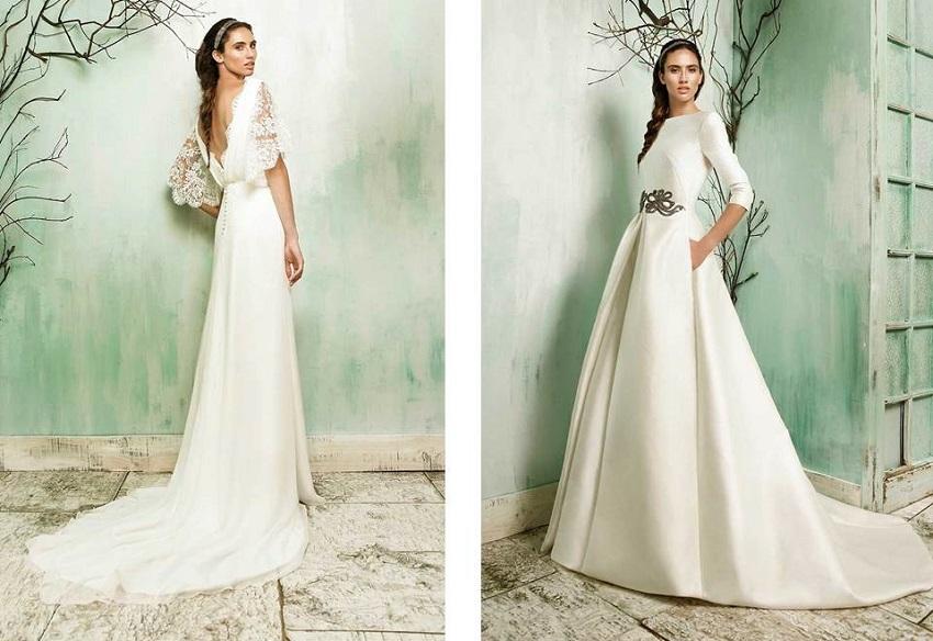 vestidos de novia diseñadores famosos del mundo