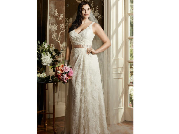 vestidos de novia griegos gorditas