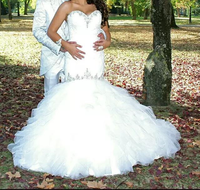 vestidos de novia flamencas