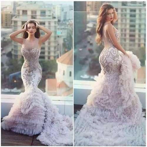 vestidos de novia gitanos