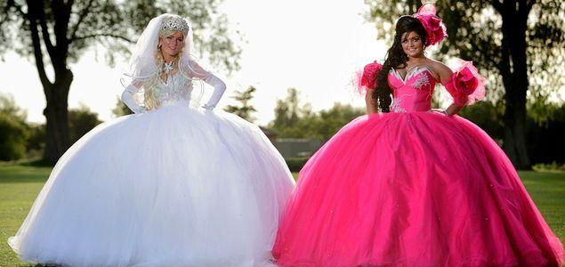 vestidos de novia gitana españa