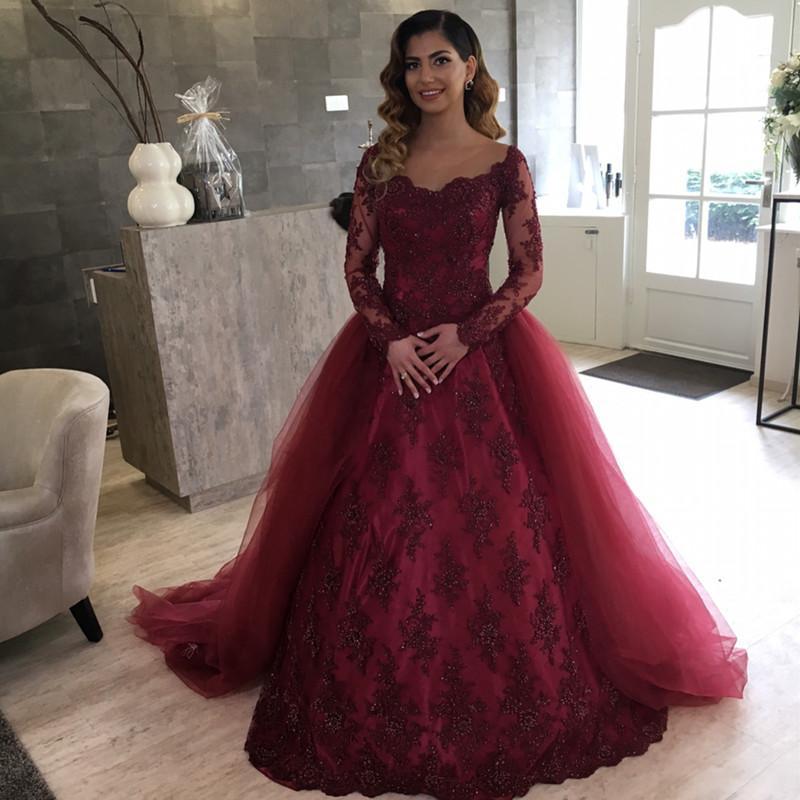 vestidos de novia goticos con manga