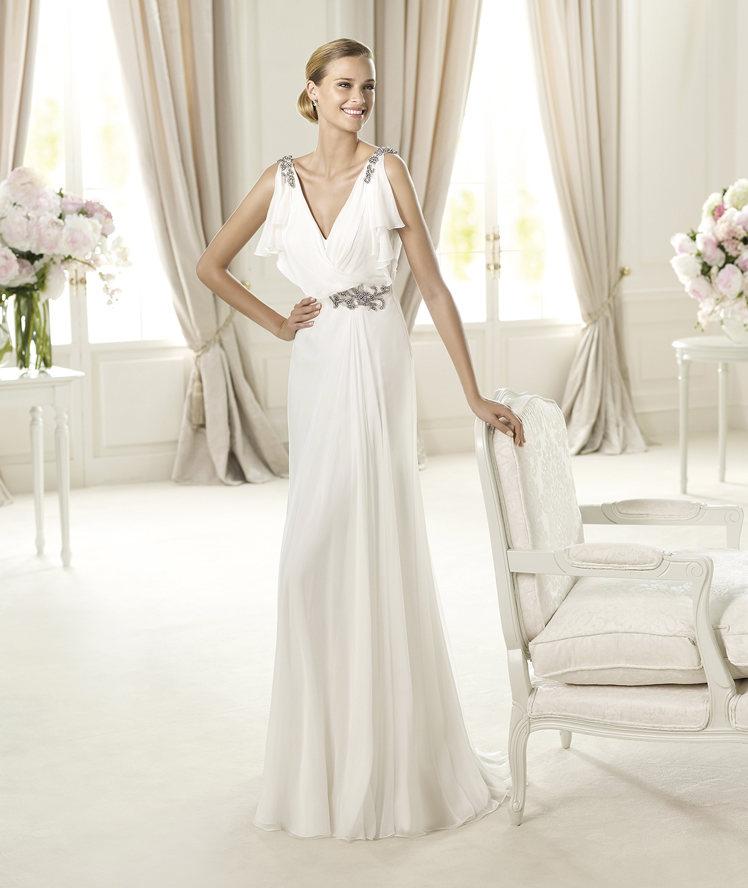 vestidos de novia estilo griegos