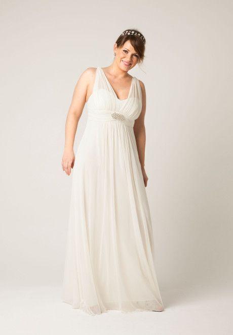vestidos de novia ibicencos para gorditas