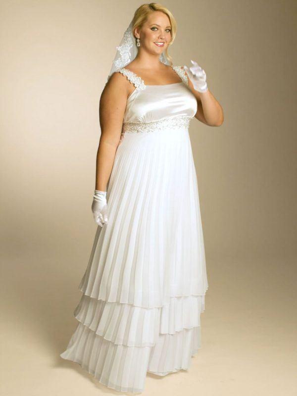 vestidos de novia modelos imperio