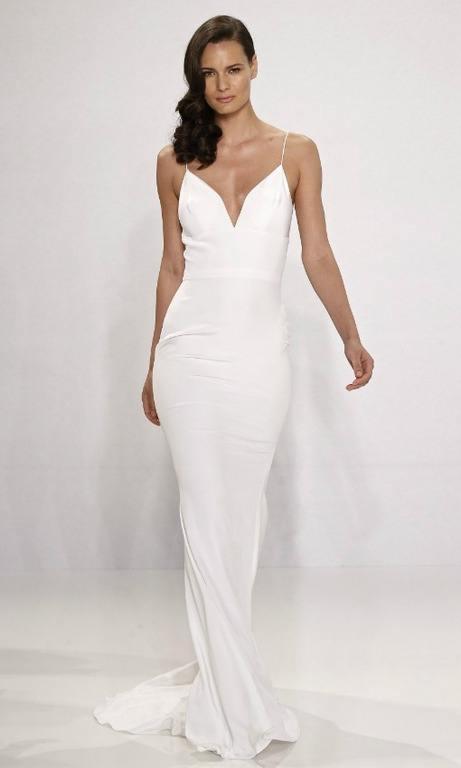 vestidos de novia informales y modelos
