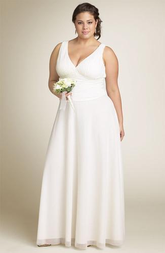 vestidos de novia informales y sencillos
