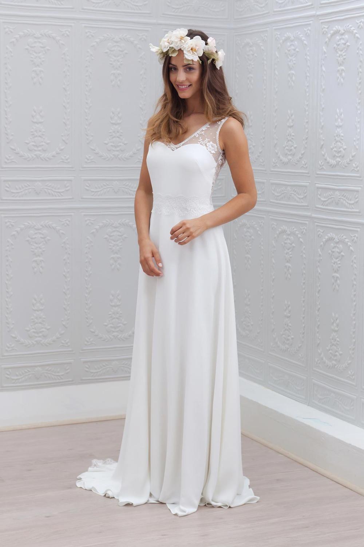 vestidos de novia informales