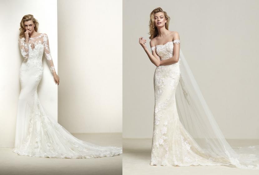 vestidos de novia marcas