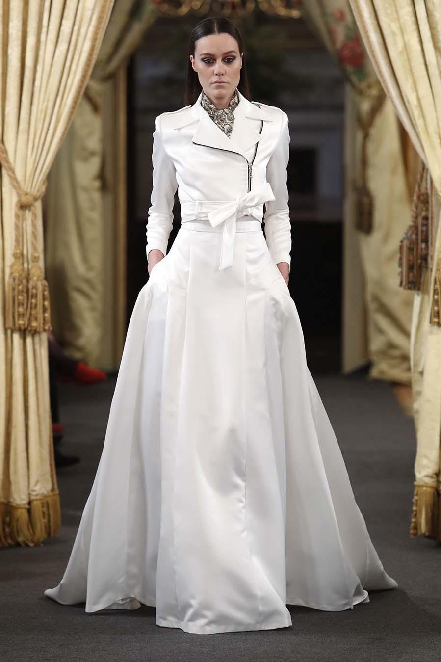 vestidos de novia modernos y creativos