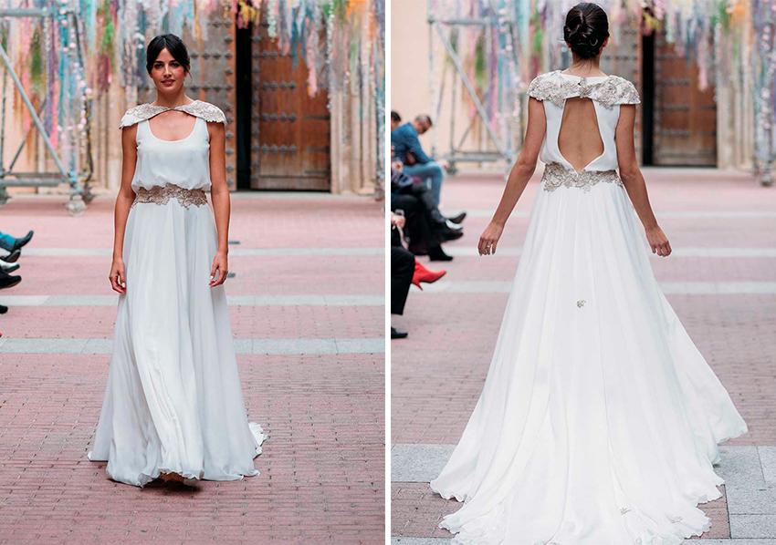 Vestidos de novia originales y modernos