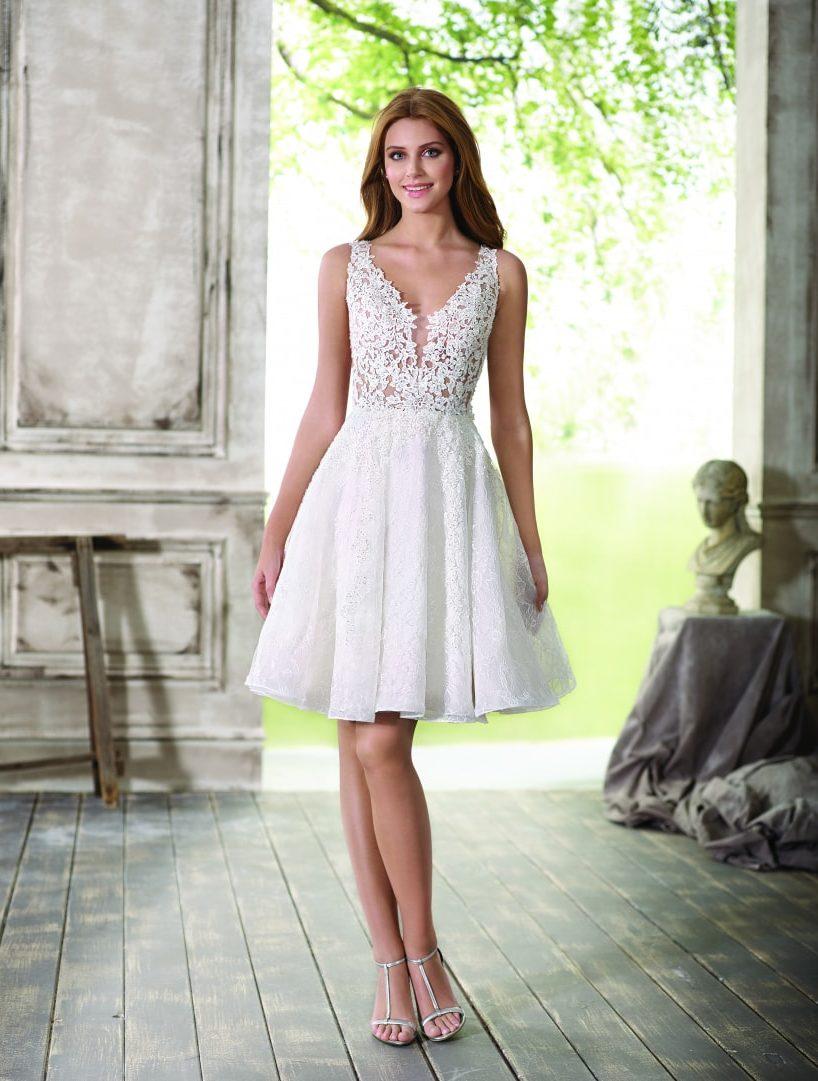 vestidos de novia civil precios