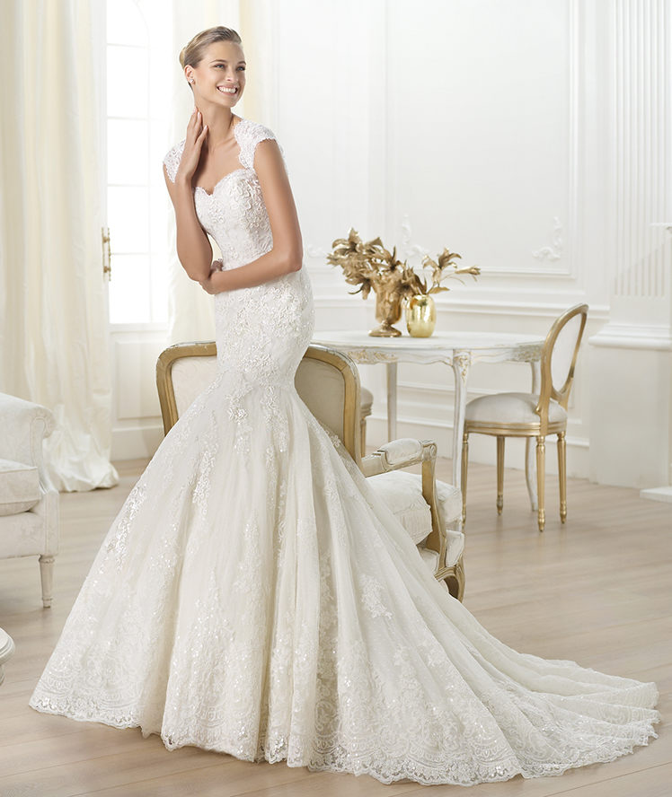 vestidos de novia de pronovias precios