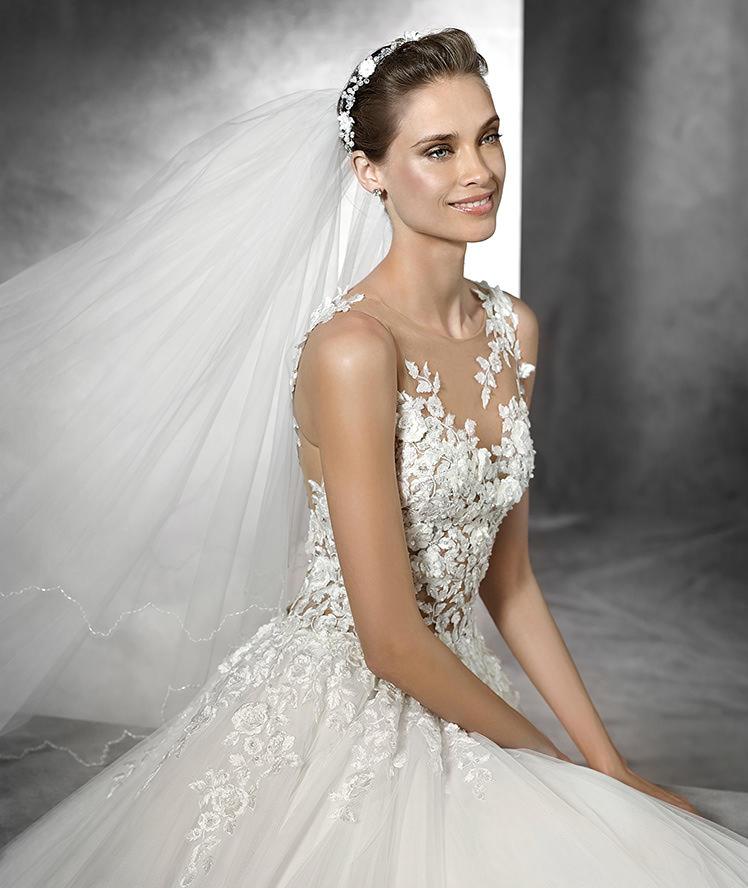 vestidos de novia pronovias coleccion