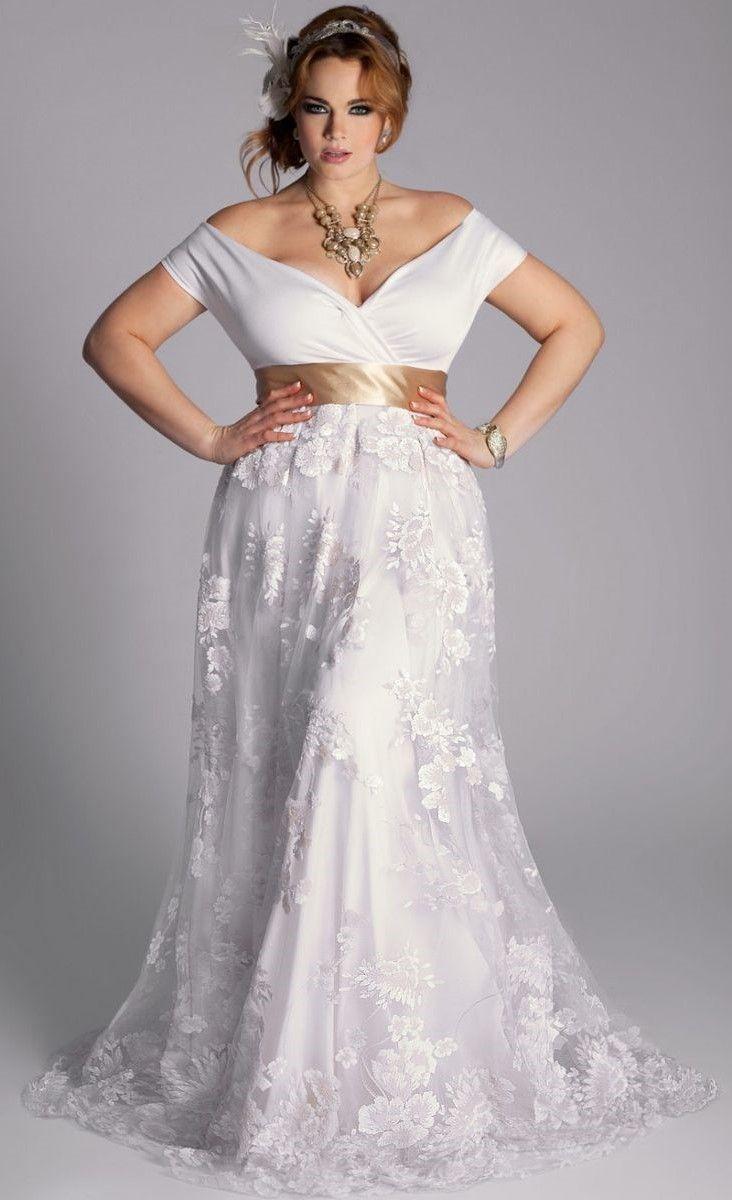 Vestidos de novia tallas grandes madrid