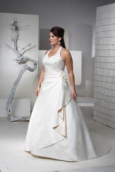 vestidos de novia pronovias gorditas