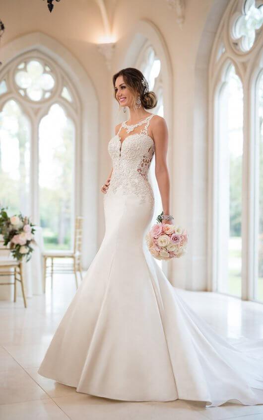vestidos de novia segunda mano alquiler