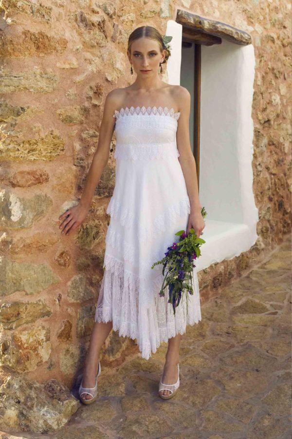 vestidos de novia ibicencos modelos