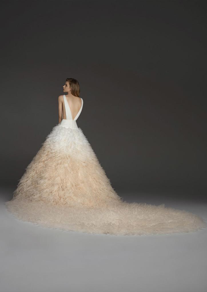 vestido de novias pronovias