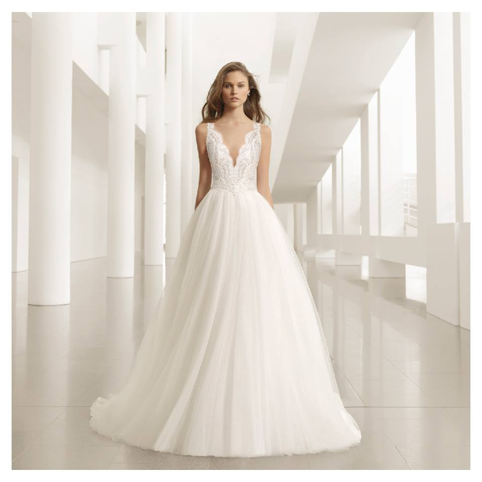 vestidos de novia segunda mano madrid